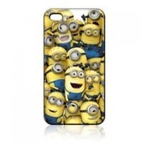 Despicable Me Hard Case Skin for Iphone 4 4s Iphone4 At&t Sprint Verizon Retail Packing.:Amazon:Everything Else