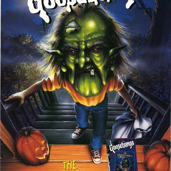 Goosebumps: The Haunted Mask 2 27x40 Movie Poster (1997)