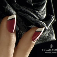 Preview: Illamasqua Throb Collection for St Valentines 2011 | The Swatchaholic . a blog about nail polish and makeup