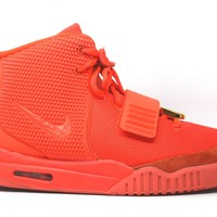 KUYOU Nike Air Yeezy 2 SP Red October *VNDS*