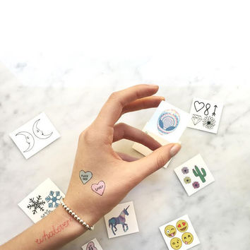 INKED by Dani Exclusive Collab Temporary Tattoo