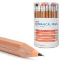 Wooden Mechanical Pencil by Kikkerland