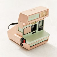 Polaroid x UO 600 Apple Swirl Camera | Urban Outfitters