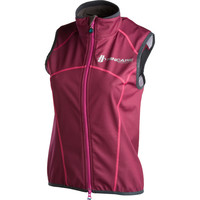 Hincapie Sportswear Encounter Windshell Women's Vest Mulberry,