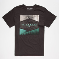 Billabong Washer Mens T-Shirt Black  In Sizes