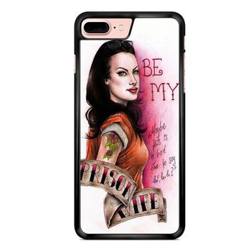 Orange Is The New Black Alex Vause 4 iPhone 7 Plus Case