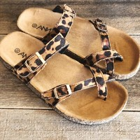 Wild For You Sandal