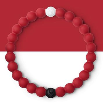 LARGE RED Lokai Bracelet