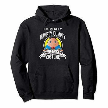 Humpty Dumpty Halloween Costume Hoodie This Is My Costume