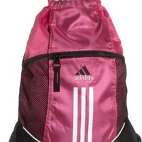 adidas Alliance Sport Sackpack 5131915, Intense Pink, One Size