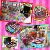 Lalaloopsy Party Supplies and Ideas