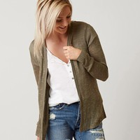 DAYTRIP POINTELLE CARDIGAN