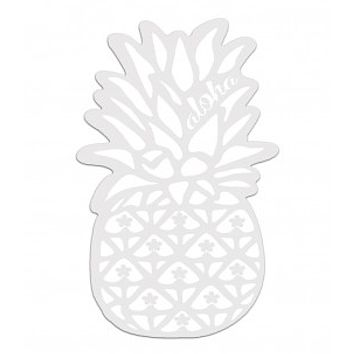 Holographic Pineapple Vinyl Decal
