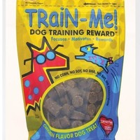 Crazy Dog Train-Me Training Rewards Chicken 4 oz