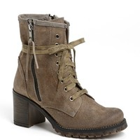 MTNG Originals 'Callie' Waxed Suede Boot
