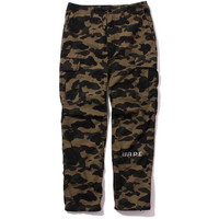 1ST CAMO 6POCKET PANTS