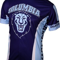 NCAA Men's Adrenaline Promotions Columbia University Lions Cycling Jersey