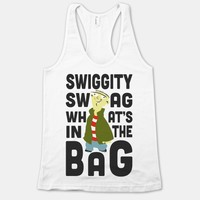 Swiggity Swag; What's in the Bag?! | HUMAN