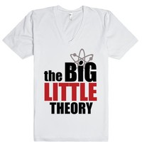 The Big Little Theory Sorority Tee