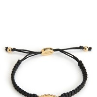 Pave Evil Eye Friendship Bracelet by Juicy Couture