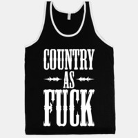 Country As Fuck