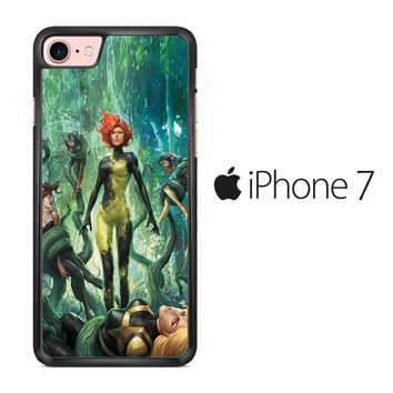 DC Comics Poison Ivy iPhone 7 Case