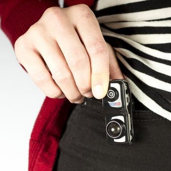 Durable Hidden MINI Motion Activated Video Camera Rechargeable Pocket Recorder