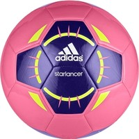adidas Starlancer IV Soccer Ball - Pink/Purple - Dick's Sporting Goods