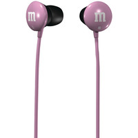 Maxell M&m's Earbuds (pink)