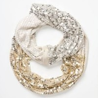 Severine Sequin Loop - Anthropologie.com