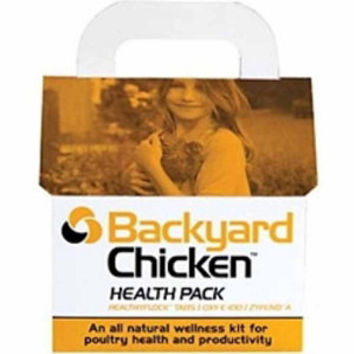 Backyard Chicken Health Pack - For Life Out Here