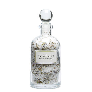 Mini Lavender Bath Salts