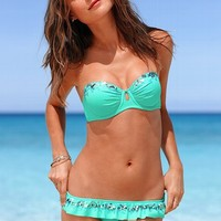 Push-Up Bandeau Top