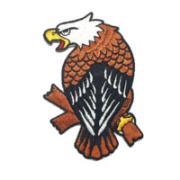 Eagle Iron-On Patch