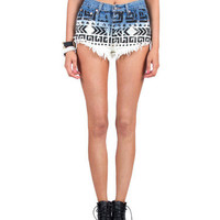Tribal Ombre Shorts | 2020AVE