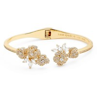 kate spade new york that special sparkle open hinge cuff   Nordstrom