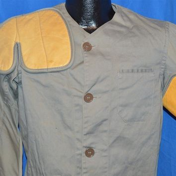 60s 10X Competition Shooting Patches Jacket Medium