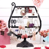 Jewelry Holders Cup earring display