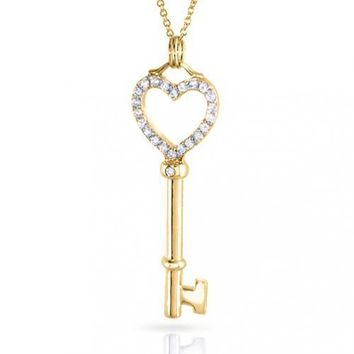 Bling Jewelry To My Heart Pendant
