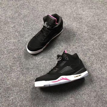 Air Jordan 5 Retro GS HYPER PINK Deadly Pink AJ5 Sneakers - Best Deal Online