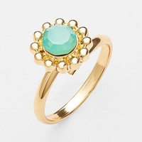 BP. Flower Stone Ring (Juniors) | Nordstrom