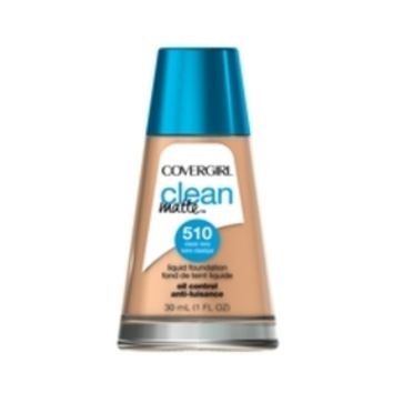 COVERGIRL Clean Matte Liquid Foundation - CVS.com