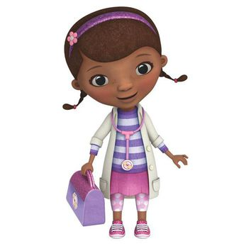 York Wallpaper RMK2283GM Doc Mcstuffins Giant