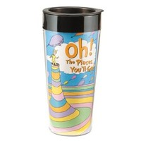 Dr. Seuss 16 oz. Plastic Travel Mug: Amazon.ca: Home & Kitchen