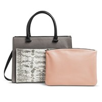 Tote Bags MB STNGRY Zip Closure