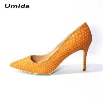 Umida Brand Women Shoes Brand Women Pumps Shoes Woman High Heels Pumps Stilettos Shoes
