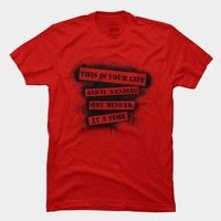 This Is Your Life - Fight Club by NGDesign