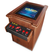 Pac Man Arcade Party Cocktail Table Video Game Machine at Brookstone—Buy Now!