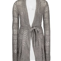 Daytrip Pointelle Cardigan Sweater - Women's Sweaters | Buckle