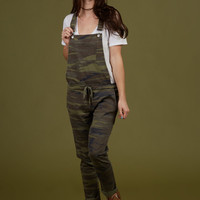 Altar'd State Union Camo Overalls - Rompers/Jumpsuits - Apparel
